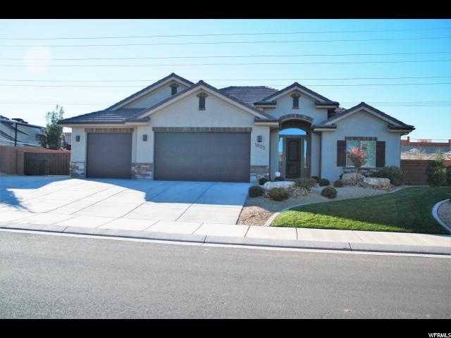 1035 W 4100 S, St. George, UT 84790 (#1585107) :: Bustos Real Estate | Keller Williams Utah Realtors