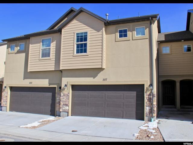 207 S 1930 E, Spanish Fork, UT 84660 (#1585193) :: Bustos Real Estate | Keller Williams Utah Realtors