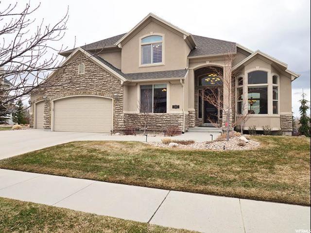 1667 E Timoney Rd S, Draper, UT 84020 (#1585214) :: Bustos Real Estate | Keller Williams Utah Realtors