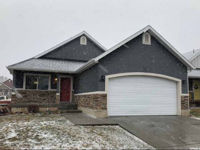 1120 W 250 N, Clearfield, UT 84015 (#1585265) :: Big Key Real Estate