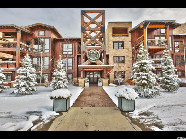 2800 Deer Valley Dr #6239, Park City, UT 84060 (#1585304) :: Big Key Real Estate