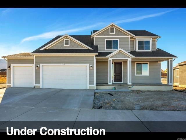 6495 N Flat Top Dr #307, Stansbury Park, UT 84074 (#1585318) :: Big Key Real Estate