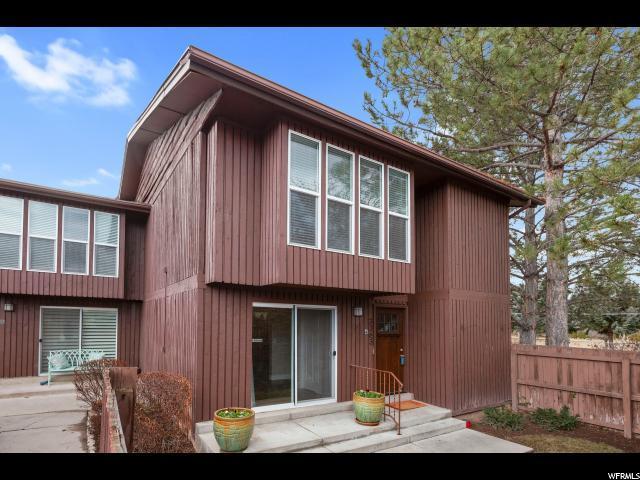 3363 S Honeycut Rd E A, Salt Lake City, UT 84106 (MLS #1585333) :: Lawson Real Estate Team - Engel & Völkers