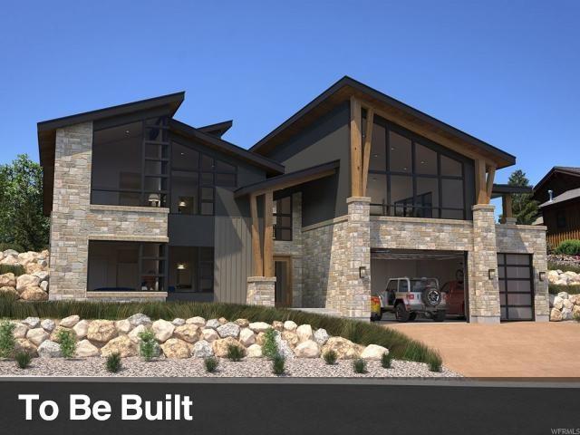 25 Hidden Oaks Ln, Park City, UT 84060 (#1585361) :: Bustos Real Estate | Keller Williams Utah Realtors