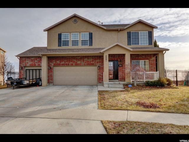 4081 W Troon, Cedar Hills, UT 84062 (#1585402) :: The Canovo Group