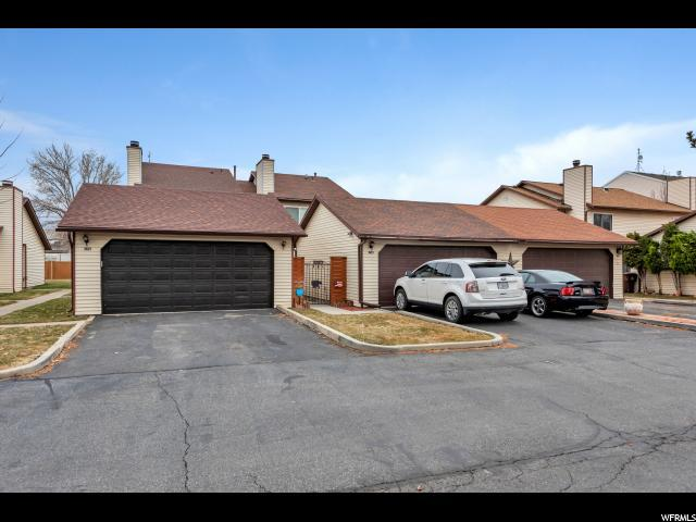 3621 S Stone Creek Dr, West Valley City, UT 84119 (#1585408) :: The Canovo Group