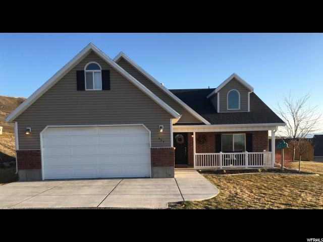 424 E 100 N, Richmond, UT 84333 (#1585418) :: Big Key Real Estate