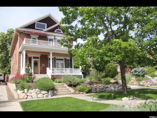 767 E 5TH Ave N, Salt Lake City, UT 84103 (#1585422) :: Colemere Realty Associates