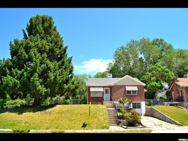 3402 S Porter Ave E, Ogden, UT 84403 (#1585432) :: Exit Realty Success