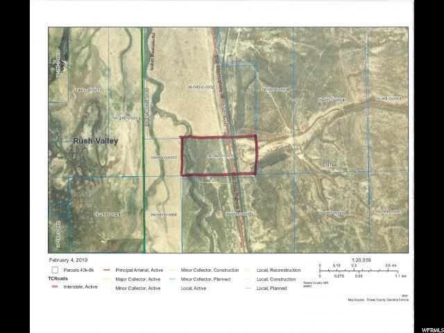 Address Not Published, Rush Valley, UT 84069 (#1585448) :: Action Team Realty