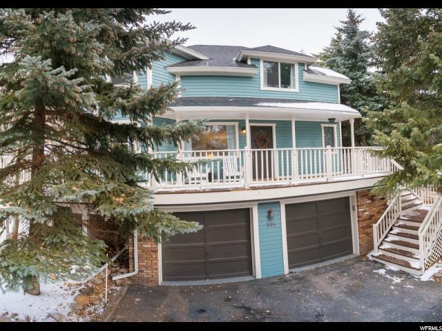 395 Deer Valley Dr, Park City, UT 84060 (#1585479) :: Big Key Real Estate