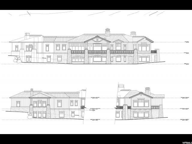 6836 E Cody Trl, Park City, UT 84098 (#1585499) :: Bustos Real Estate | Keller Williams Utah Realtors
