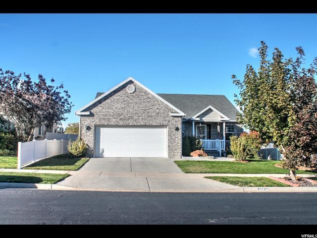 6574 W Valley Oak Dr S, West Jordan, UT 84081 (#1585503) :: Bustos Real Estate | Keller Williams Utah Realtors