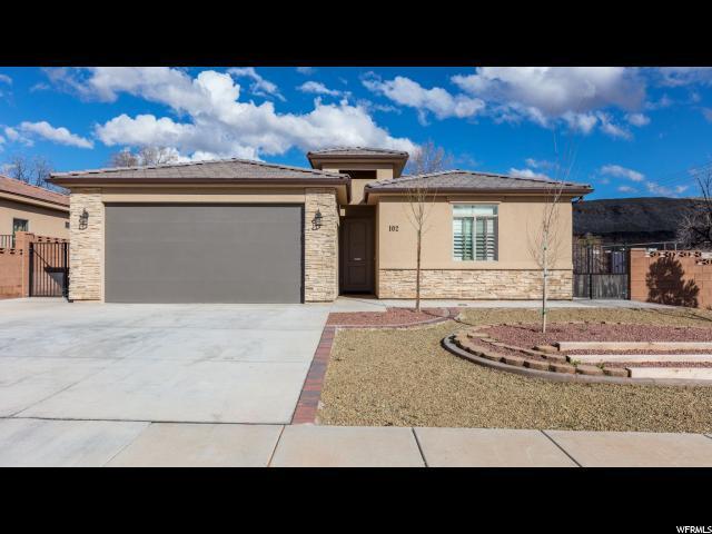 102 N 400 W, Hurricane, UT 84737 (#1585539) :: Big Key Real Estate
