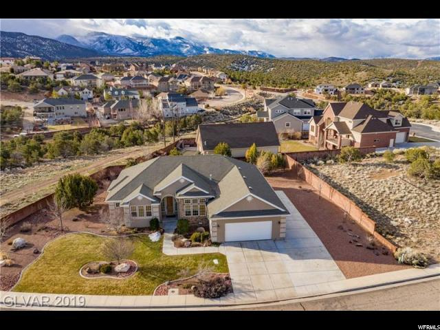 2447 W Carmel Canyon, Cedar City, UT 84720 (#1585548) :: Big Key Real Estate