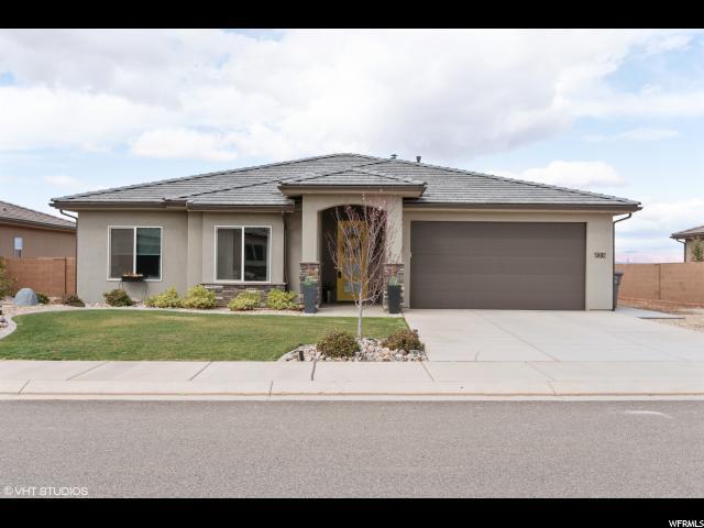 5892 S Desrt Crest Drive, St. George, UT 84790 (#1585574) :: Bustos Real Estate | Keller Williams Utah Realtors