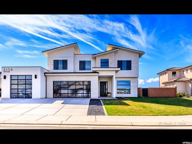 2136 E Pasture Dr, St. George, UT 84790 (#1585604) :: Bustos Real Estate | Keller Williams Utah Realtors