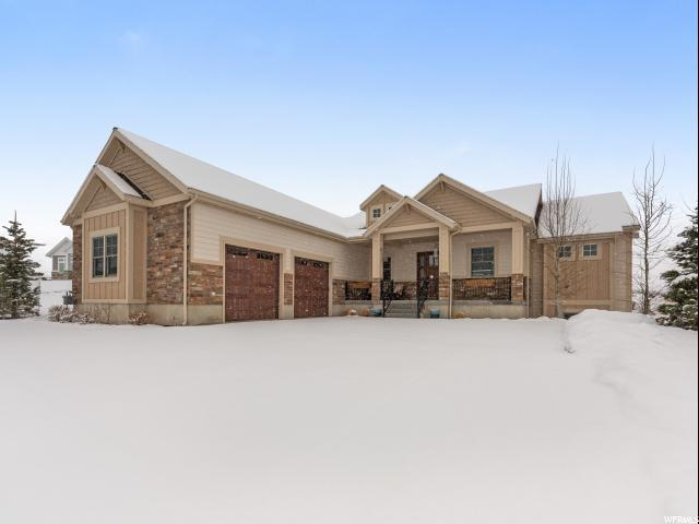3290 E Lindsay Cir, Heber City, UT 84032 (MLS #1585620) :: High Country Properties