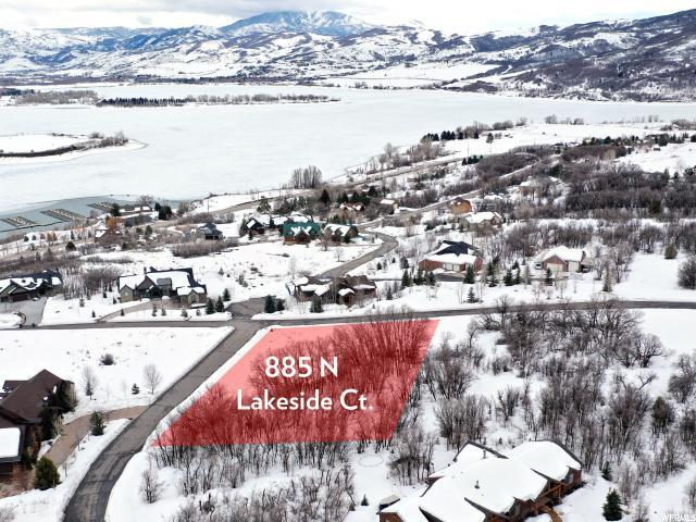 885 N Lakeside Ct E, Eden, UT 84310 (#1585642) :: Keller Williams Legacy