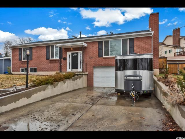 4105 S 3340 E, Holladay, UT 84124 (#1585748) :: Big Key Real Estate