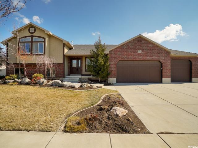 6131 W 5150 S, Hooper, UT 84315 (#1585763) :: Big Key Real Estate