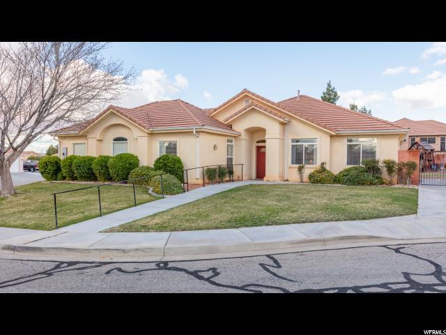 259 N 2633 W, Hurricane, UT 84737 (#1585802) :: Big Key Real Estate