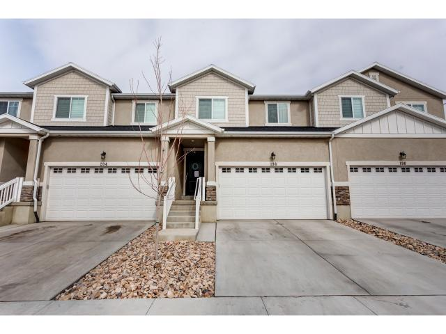 198 W Whitewater, Vineyard, UT 84059 (#1585814) :: Bustos Real Estate | Keller Williams Utah Realtors