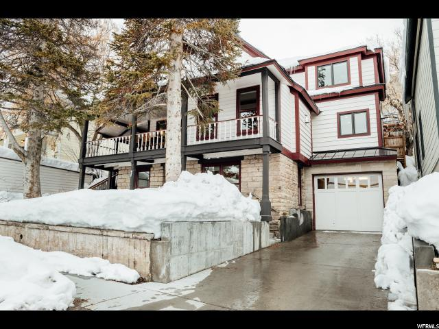 455 Park Ave, Park City, UT 84060 (#1585819) :: Bustos Real Estate | Keller Williams Utah Realtors