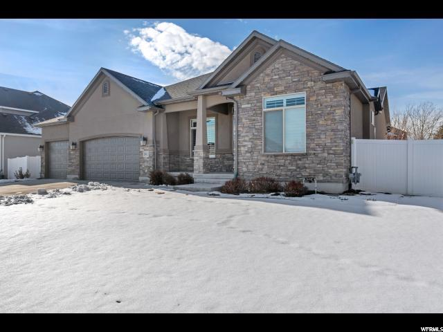 11694 S Rolling Creek Way, South Jordan, UT 84095 (#1585822) :: Big Key Real Estate