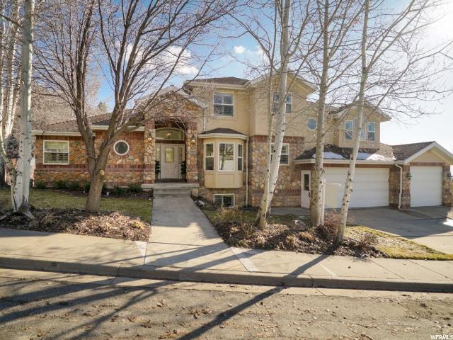 1464 E Barton Creek Ln, Bountiful, UT 84010 (#1585851) :: Keller Williams Legacy