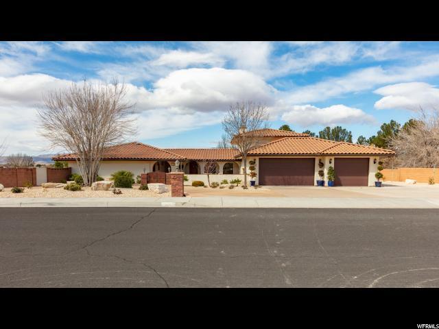 3194 S Nashua Rd, Bloomington, UT 84790 (#1585874) :: Bustos Real Estate | Keller Williams Utah Realtors
