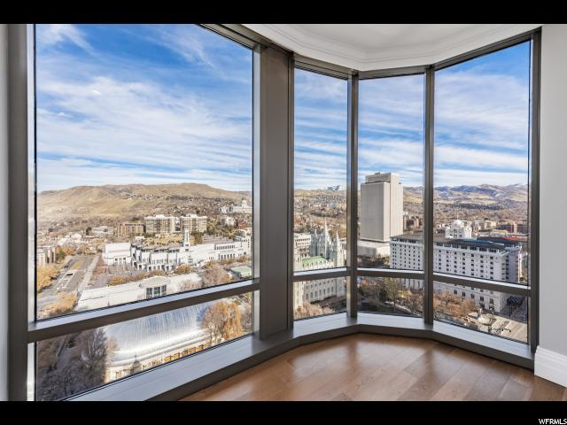 99 W S. Temple #2407, Salt Lake City, UT 84101 (#1585914) :: goBE Realty