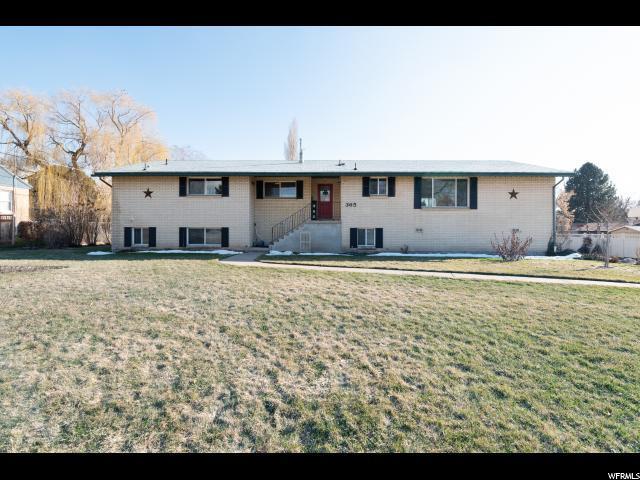 365 W 100 N, Kaysville, UT 84037 (#1585937) :: Bustos Real Estate | Keller Williams Utah Realtors