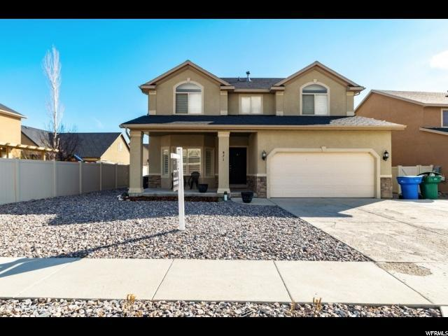 871 W 1675 S, Lehi, UT 84043 (#1585959) :: Action Team Realty
