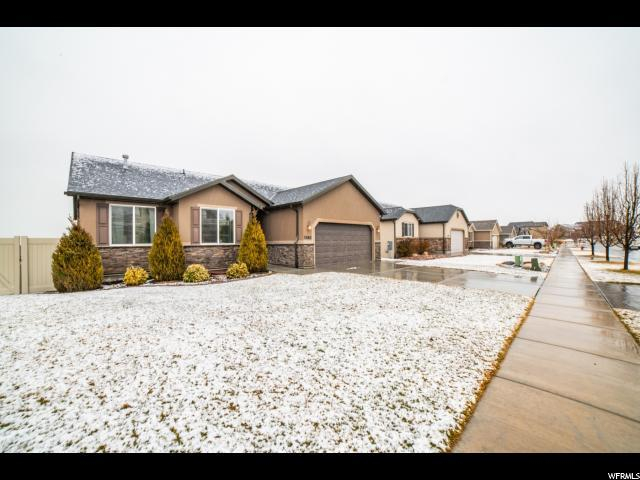 3486 S Harrier Dr, Saratoga Springs, UT 84045 (#1585968) :: Bustos Real Estate | Keller Williams Utah Realtors