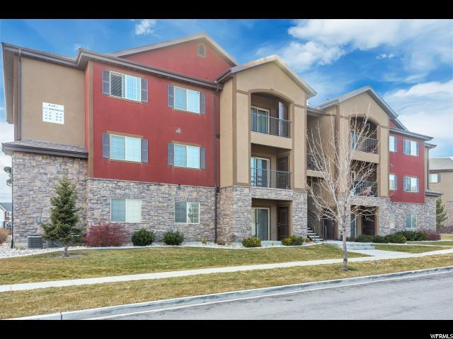 223 E Jordan Ridge Blvd #109, Saratoga Springs, UT 84045 (#1585971) :: Big Key Real Estate