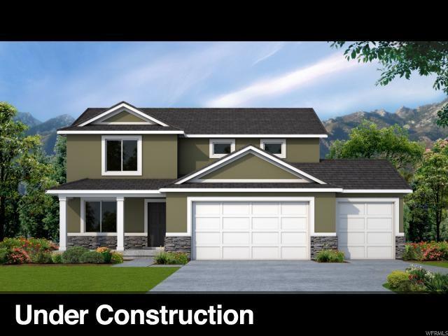 1074 S 4000 W Lot 8, Syracuse, UT 84075 (#1586006) :: Bustos Real Estate | Keller Williams Utah Realtors