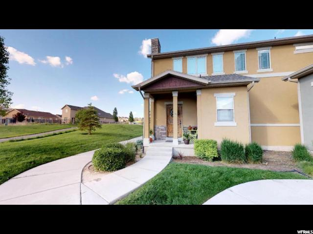 8741 N Desert Canyon Rd E, Eagle Mountain, UT 84005 (#1586010) :: The Utah Homes Team with iPro Realty Network