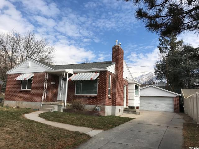 6261 S Meadowcrest Rd, Holladay, UT 84121 (#1586012) :: Bustos Real Estate   Keller Williams Utah Realtors