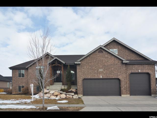 5788 N Belmont Dr, Mountain Green, UT 84050 (#1586062) :: Bustos Real Estate | Keller Williams Utah Realtors