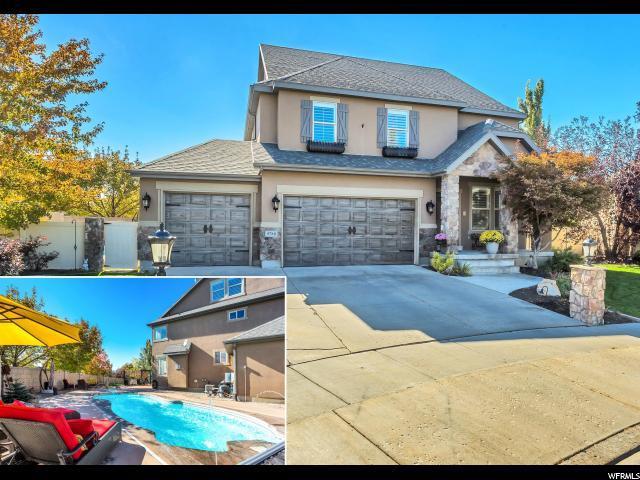 9780 S Inspiration Cir E, Sandy, UT 84092 (#1586072) :: Bustos Real Estate | Keller Williams Utah Realtors