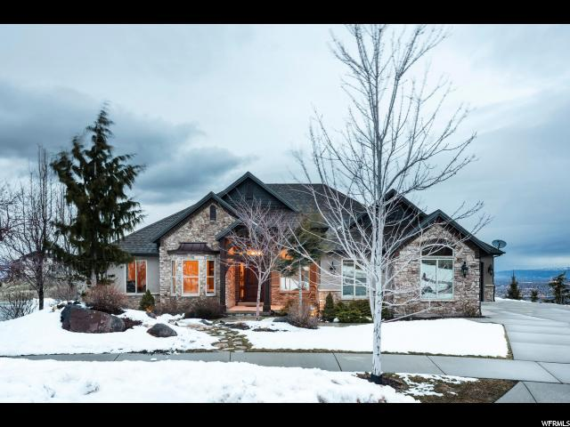 14668 S Falkridge Ct, Draper, UT 84020 (#1586083) :: Keller Williams Legacy