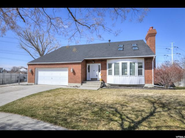 5468 S Walden Meadows Ct, Murray, UT 84123 (#1586100) :: Colemere Realty Associates