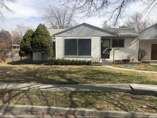 6249 S 340 E, Murray, UT 84107 (#1586125) :: Bustos Real Estate | Keller Williams Utah Realtors