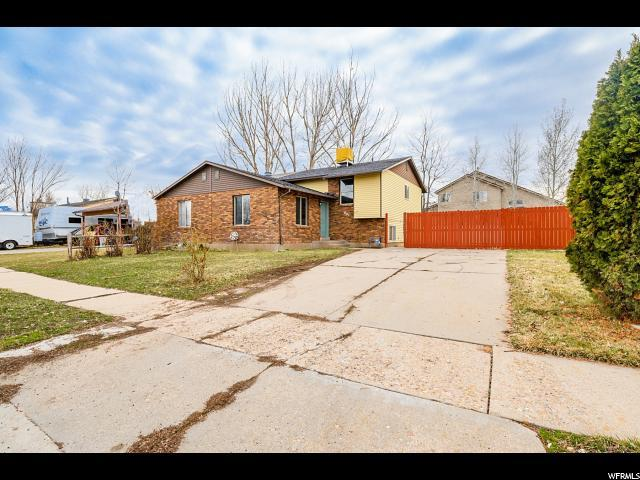 437 W 2500 S, Clearfield, UT 84015 (#1586127) :: Bustos Real Estate   Keller Williams Utah Realtors