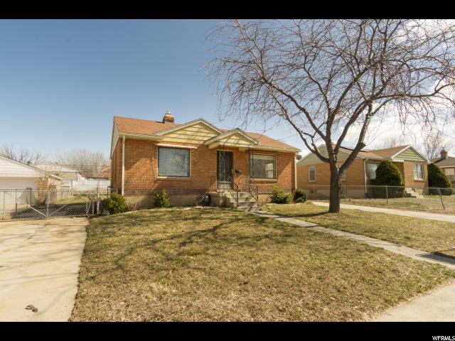 1738 N 300 W, Sunset, UT 84015 (#1586160) :: Big Key Real Estate