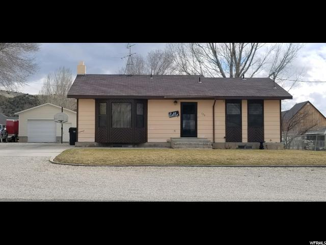 126 E Canyon Rd, Mayfield, UT 84643 (#1586185) :: Bustos Real Estate | Keller Williams Utah Realtors