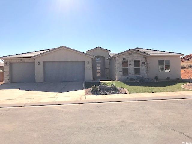 3725 W 2900 S, Hurricane, UT 84737 (#1586259) :: Bustos Real Estate | Keller Williams Utah Realtors