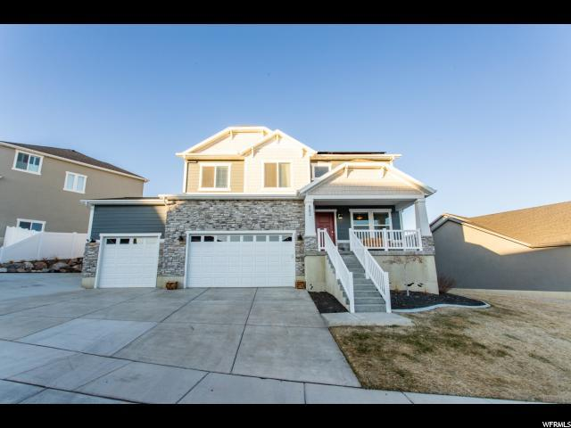882 W Spring Dew Ln, Lehi, UT 84043 (#1586340) :: Bustos Real Estate | Keller Williams Utah Realtors
