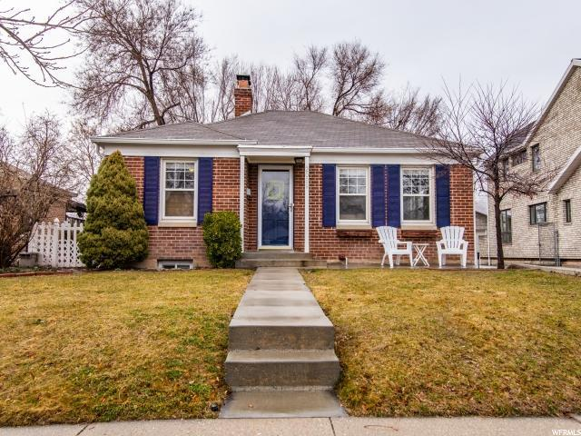 2059 E Stratford Dr S, Salt Lake City, UT 84109 (#1586363) :: Big Key Real Estate